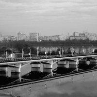 мост и отражение :: Элеонора Макарова