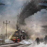 Мост :: Борис Соломатин