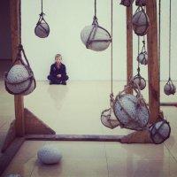 на выставке :: Sofia Rakitskaia