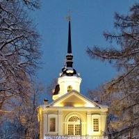 Знаменская Церковь :: Олег Попков