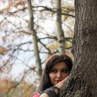 С осенью в прятки. :: Любовь Борисова