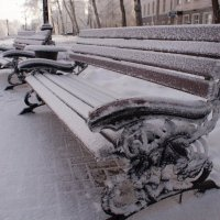 Морозный денек :: Николай Рубанов