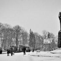 Площадь Ленина... :: Анна Чапала