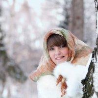 Тепло ли тебе девица....))) :: Елена Лобанова