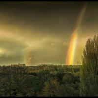 Радужный город :: Андрей Бойко