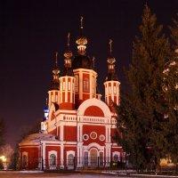 Иоанно-Предтеченский храм :: Ирина Фёдорова