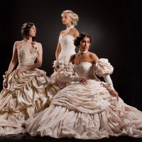 Three Brides :: Андрей Скат