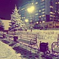 Декабрь :: Дмитрий Фонарев