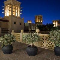 Вечер в арабском городке :: Виктория Савостьянова