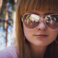 Портрет в очках) :: Irina Evushkina