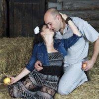 страсть :: Камозина Валерия
