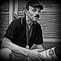 Ветераны спорта на Первенстве Москвы среди ветиранов. :: Юрий Журавлев