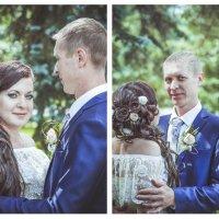 Свадьба (на прогулке) :: Екатерина Буслаева Буслаева
