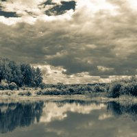 Наверно будет дождь :: Владимир Шитиков