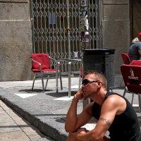 О чем мечтает испанский мачо???? :: Тамара Бердыева