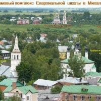 Храмы  Суздаля.... :: Galina Leskova