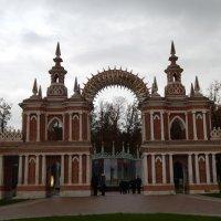 царские ворота :: Валентина Папилова