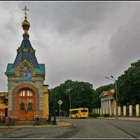 Часовня Богоявления Господня (Спас-на-Водах) :: Дмитрий Анцыферов