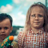 Алиса и Егор :: Андрей Афонасьев