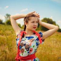Ах! Лето! :: Арина Зотова