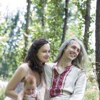 Наташа и Миша :: Виктория Литарова