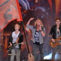 Концерт на день молодежи. Москва 2014 :: Павел Федоров