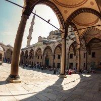 BlueMosque (Голубая мечеть) :: алексей афанасьев