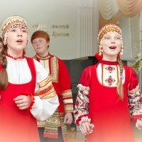Русское народное. Красавицы:) :: Дарья Казбанова