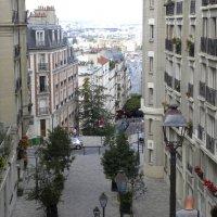 Прогулка по Парижу.Монматр. :: Жанна Викторовна