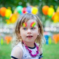 детский праздник :: Victoria Bryfar