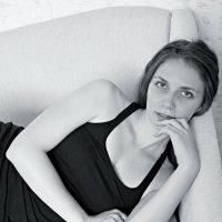 Черно-белый портрет :: Vicktoria Kab