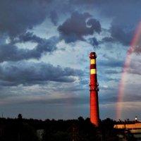 Вид из окна :: Кристина Щукина