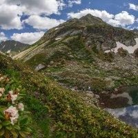 Дуккинское озеро (2450 м) :: anatoly Gaponenko
