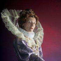 Королева Англии Елизавета первая :: Вячеслав Подопросветов
