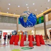 Интерьер торгового центра :: Лина Пушок