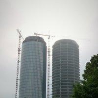 Две башни :: Айвар Поппель