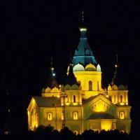 Храм Александра Невского :: Андрей Махиня