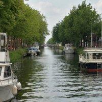 Канал в Голландии :: Eduard Mezker