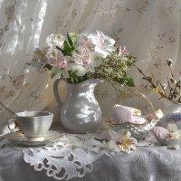 Раскрой весне навстречу сердце... :: Валентина Колова