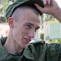 новобранец :: Андрей Семенов