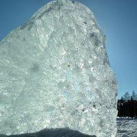 Ледяная гора :: Дмитрий Ерохин