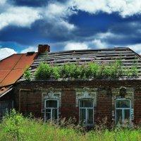 брошенный дом :: Вадим Виловатый