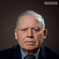 Портрет пожилого человека :: Алексей Ефанов