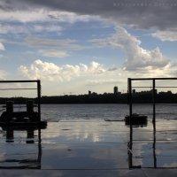 На палубе после дождя :: fotovichka репортажный фотохудожник