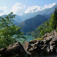 В горах Абхазии :: Геннадий Ячменев
