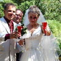 Шампанское в бакалах. :: Viktor Сергеев