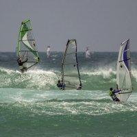 игры с ветром... :: Павел Баз