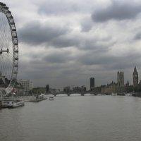 Лондон. Облачно. :: Барбара