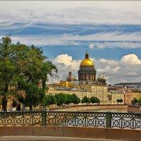 Золотая риза Петербурга... :: Дмитрий Анцыферов