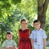 Мал, мала, меньше... :: Константин Николаенко